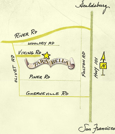 winery map